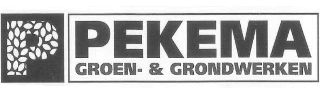 Pekema Groen- & Grondwerken